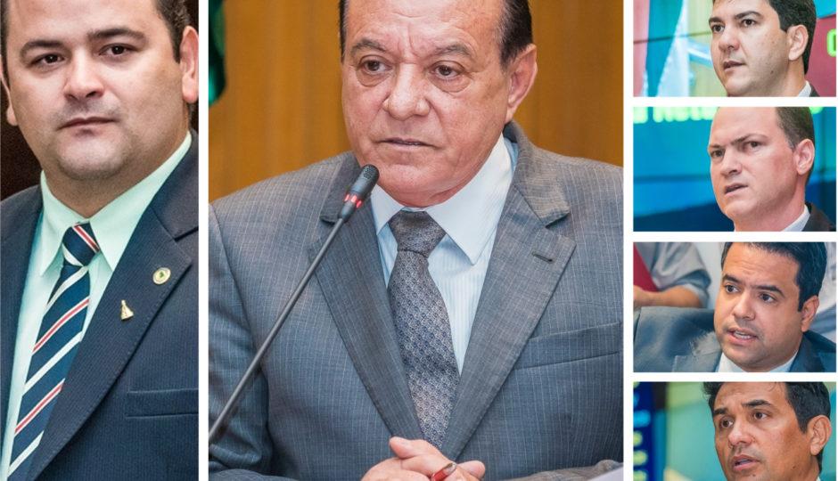 Deputados insinuam uso da máquina por secretários, mas evitam expor nomes