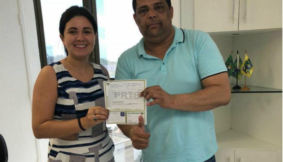 Carioca é aposta do PRTB para a Assembleia Legislativa em 2018