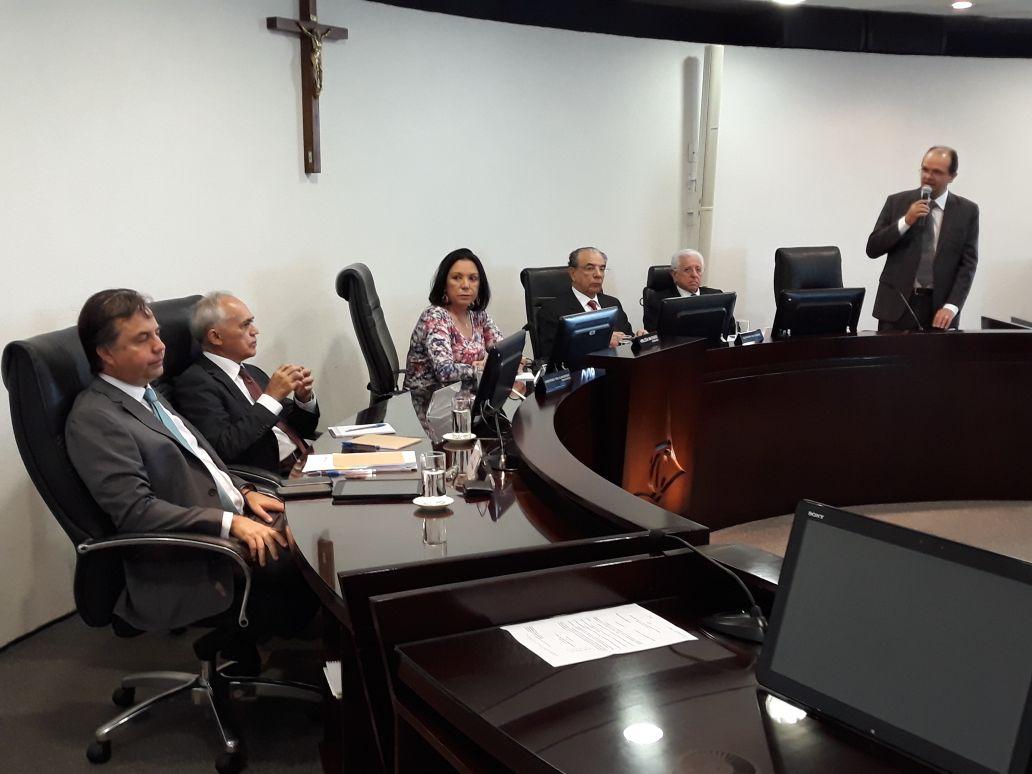 Furtado assume comando do Colégio de Presidentes dos Tribunais de Contas do Brasil