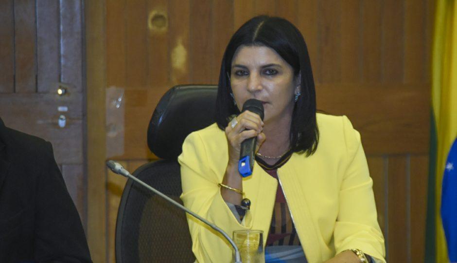 Promotoria pede perda da função pública de Dulce Maciel