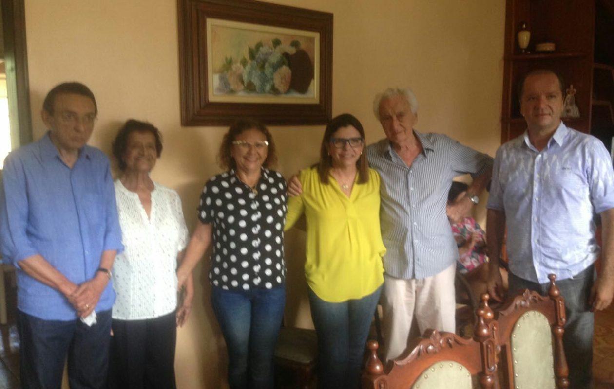 Recepção de família Macedo à Roseana aponta para rompimento com Dino