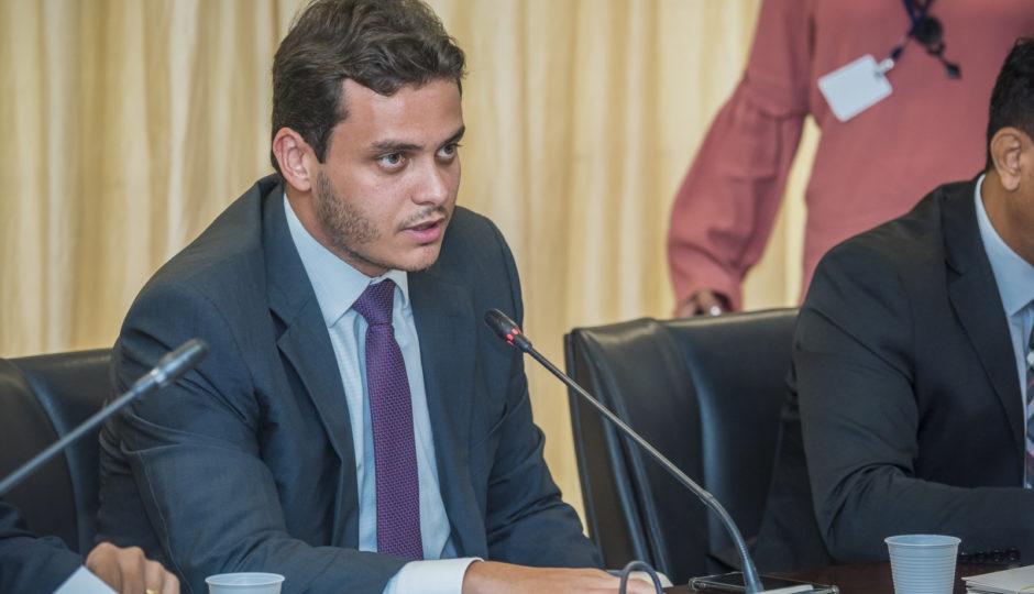Glalbert Cutrim é o nome do PDT para a vice-presidência da AL do Maranhão