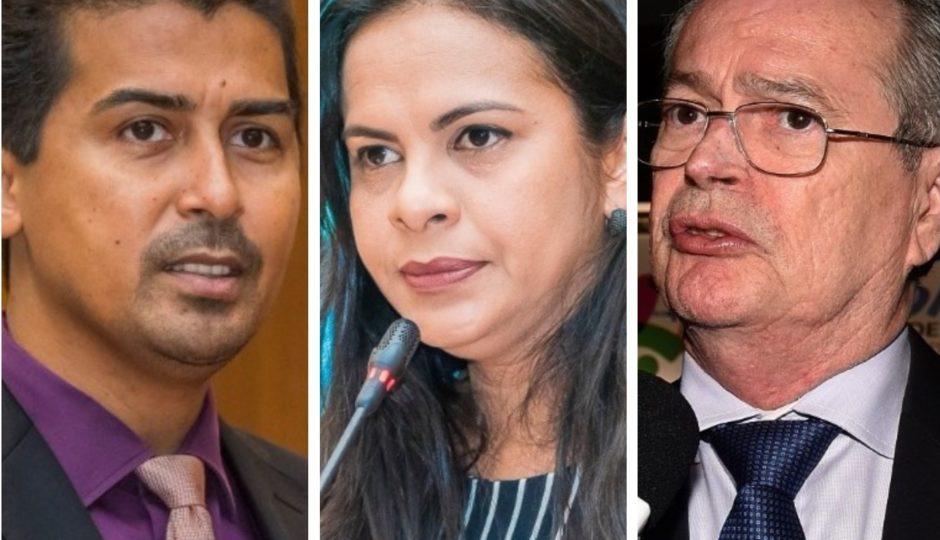 Deputados do PCdoB já foram gravados quatro vezes em atos de corrupção