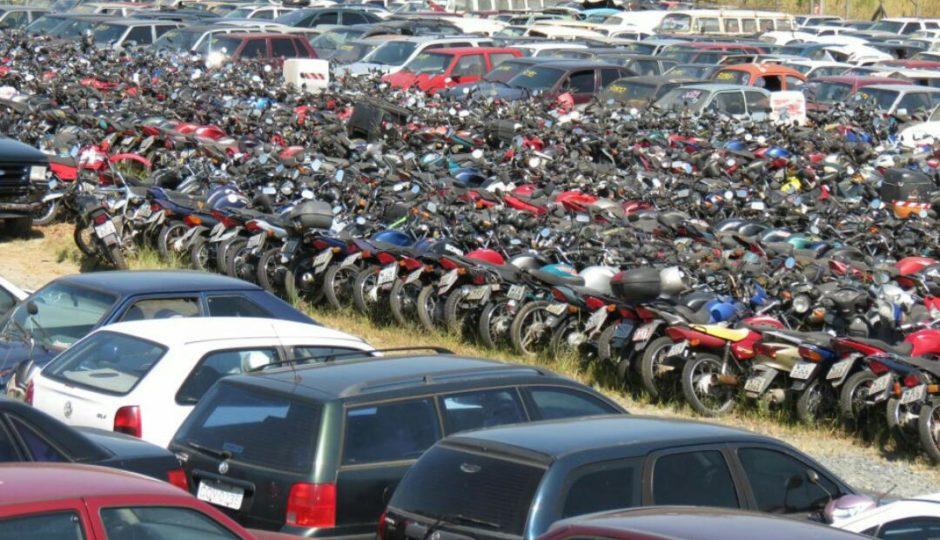 Ação pede devolução de veículos apreendidos em blitze do IPVA no MA
