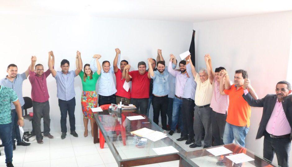 PTB do MA promove mega filiação de políticos baixo clero