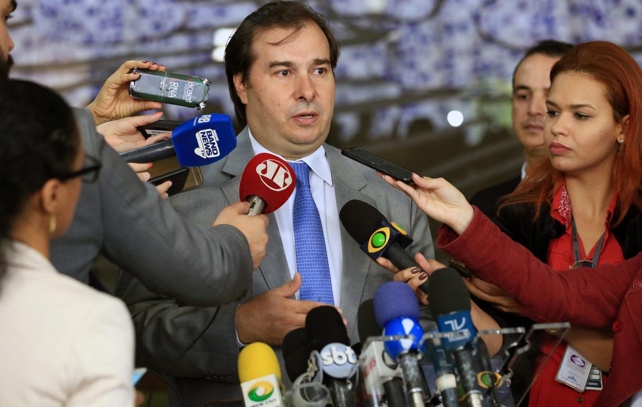 Rodrigo Maia vem ao Maranhão lançar pré-candidatura à Presidência