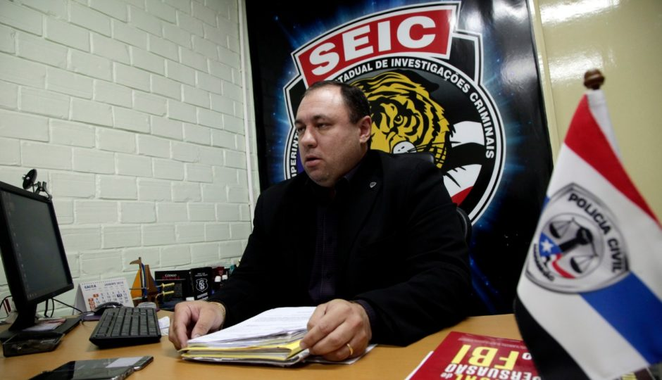 Defesa de Tiago Bardal recorre ao STJ para tirar delegado da prisão
