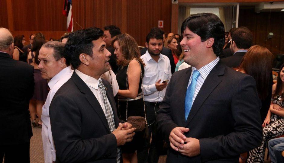 Fufuca ignora massacre em Wellington e confirma aliança com Flávio Dino