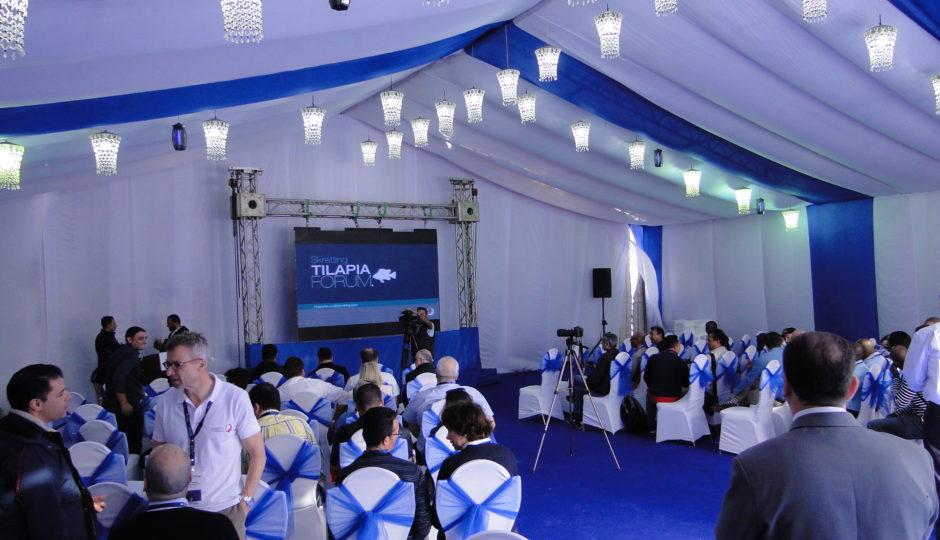 Skretting Tilapia Forum debate desafios e perspectivas da produção global de tilápia