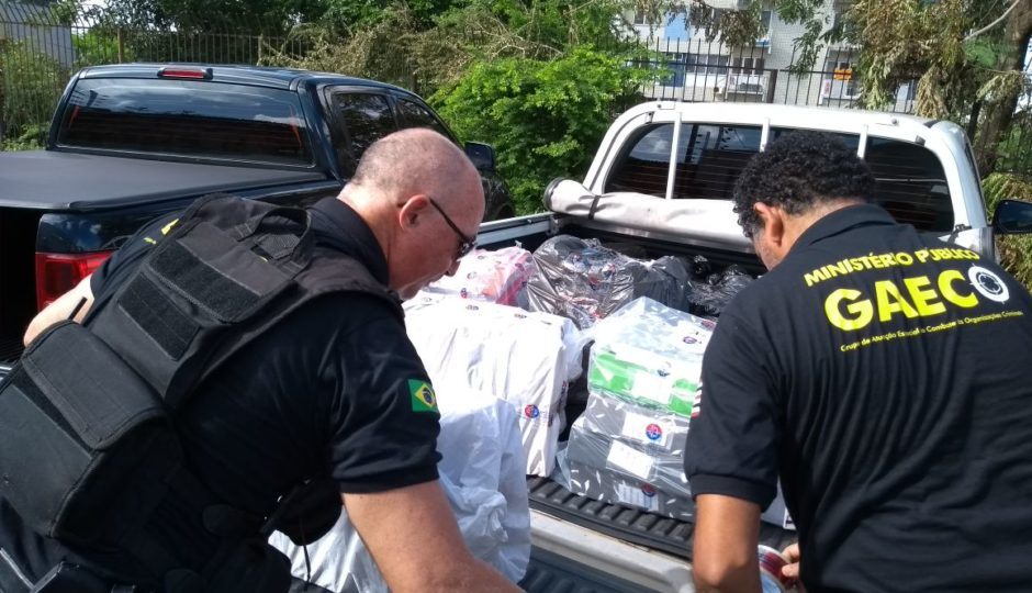 Gaeco e Seccor deflagram operação contra esquema de R$ 3,2 milhões em Santa Quitéria