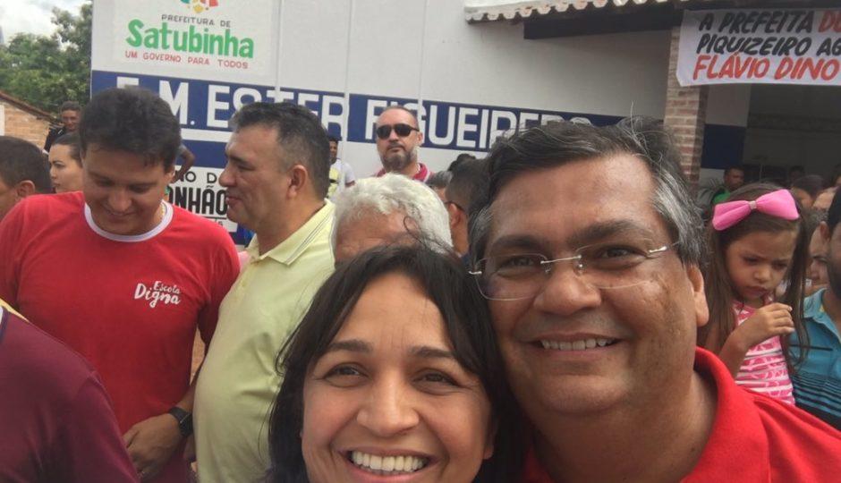 Eliziane Gama trai Flávio Dino e corta emenda de R$ 3,7 milhões para a SES