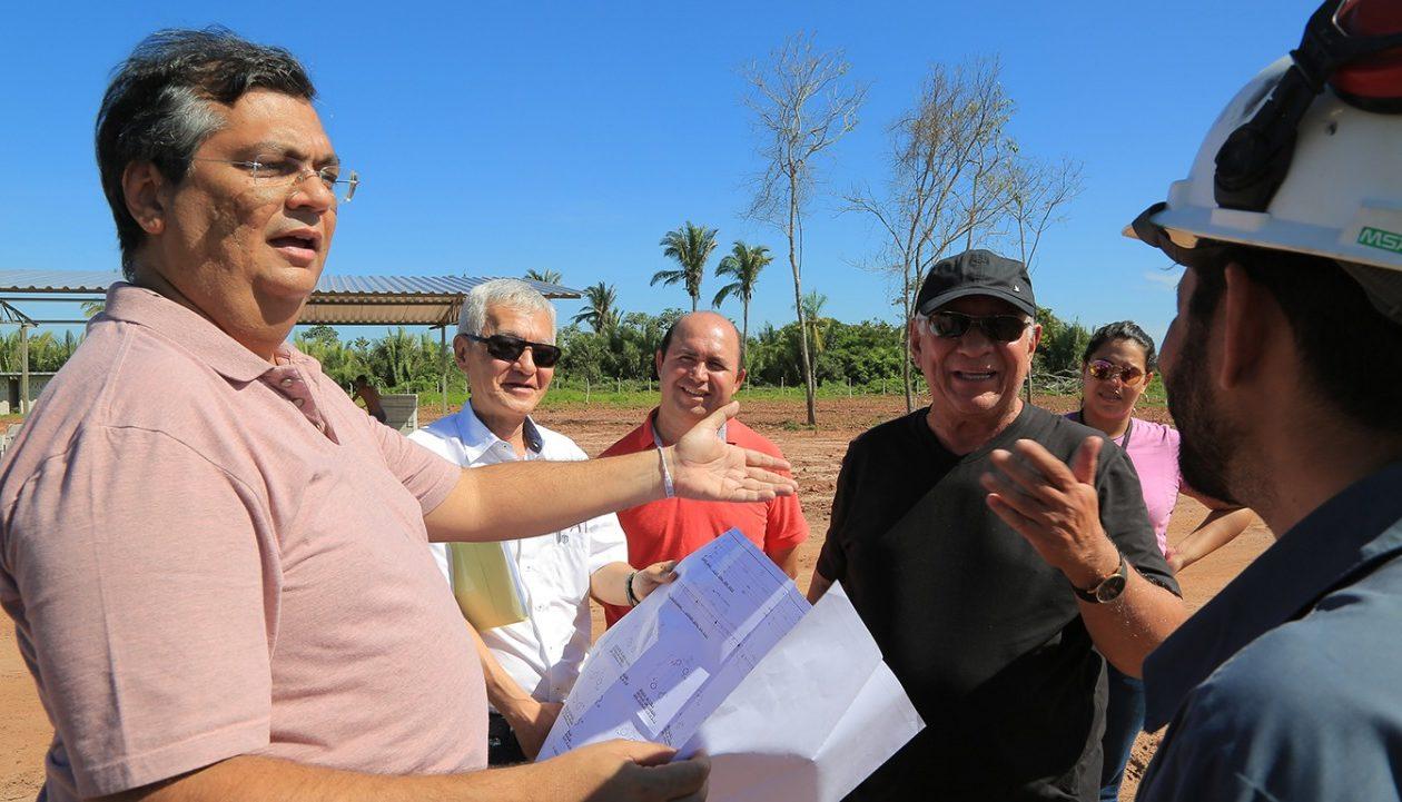 Governo Flávio Dino faz aditivo com empresa alvo da Operação Ápia