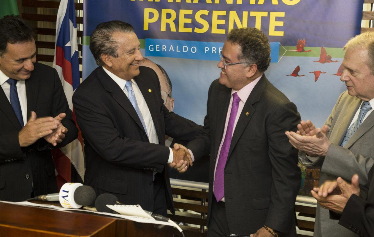 Zé Reinaldo se filia ao PSDB para disputar o Senado
