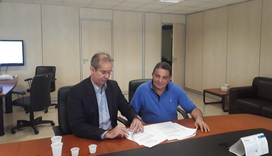 Famem e Sefaz firmam parceria na área do controle fiscal