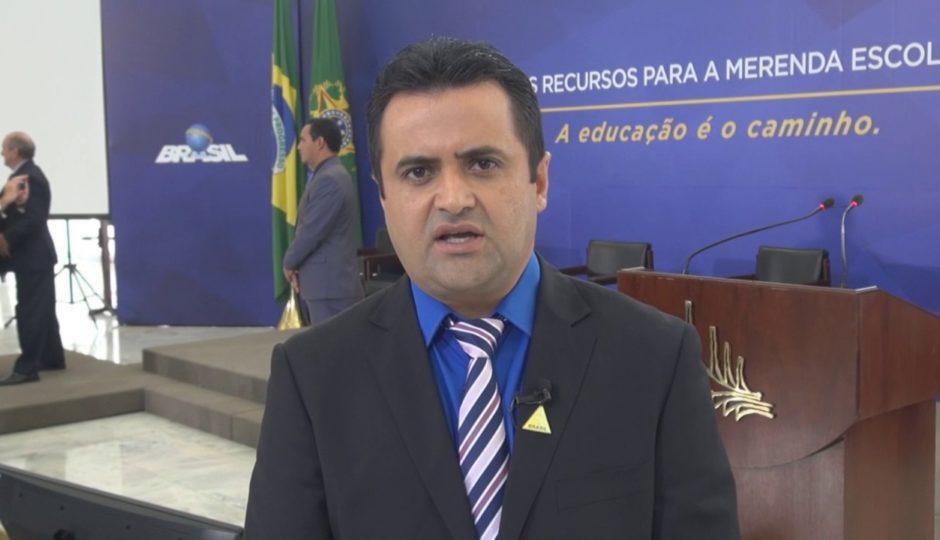 Promotoria dá 48 horas para Nelson Horácio regularizar merenda escolar