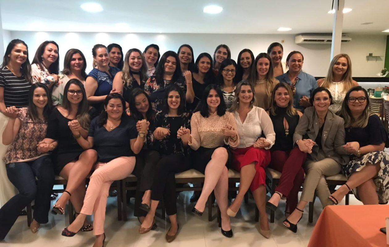 Sâmara Braúna fala de fortalecimento da OAB/MA em evento com advogadas