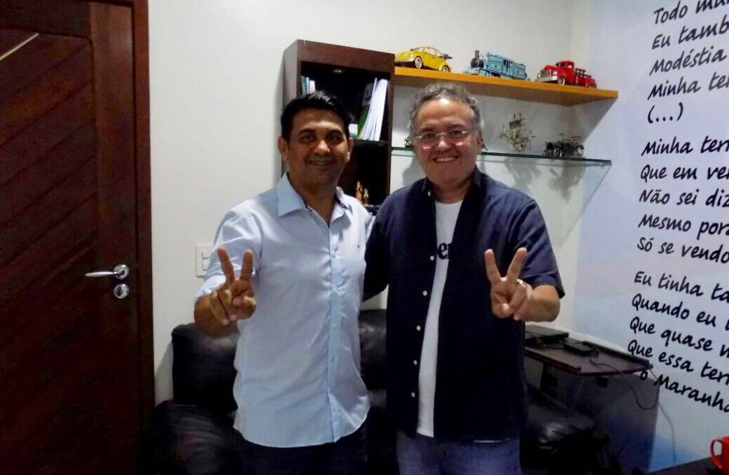 Wellington do Curso troca o PP pelo PSDB de Roberto Rocha