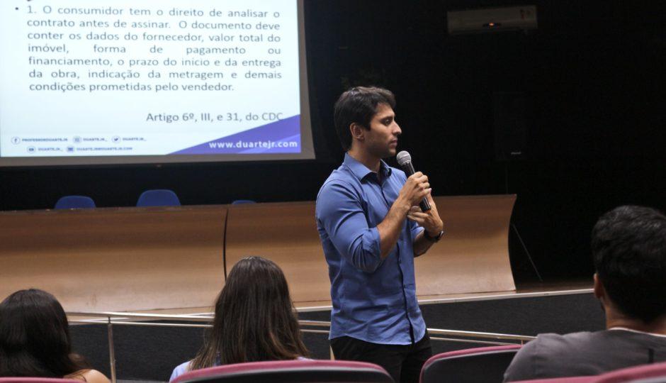 Juíza dá 20 dias para Duarte Júnior se manifestar sobre suposto uso da máquina