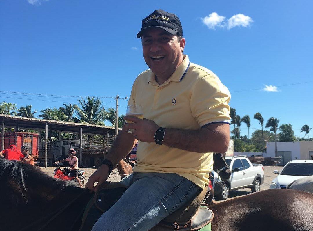 Eduardo DP fecha contrato de R$ 28,7 milhões com o governo Flávio Dino