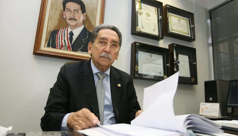 Morre Epitácio Cafeteira, ex-governador do Maranhão