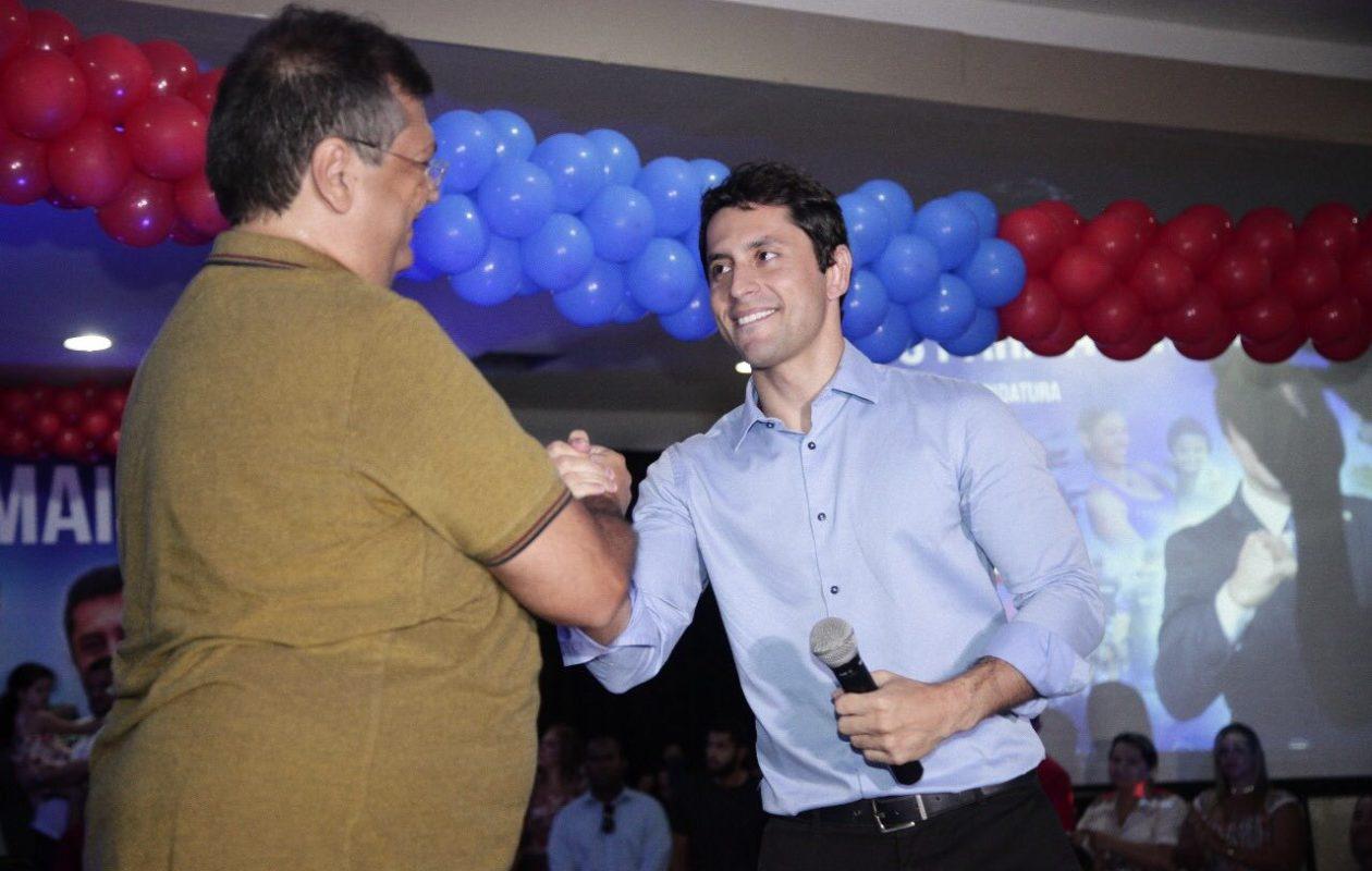 Cleones Cunha barra trapaça eleitoral de Flávio Dino e Duarte Júnior
