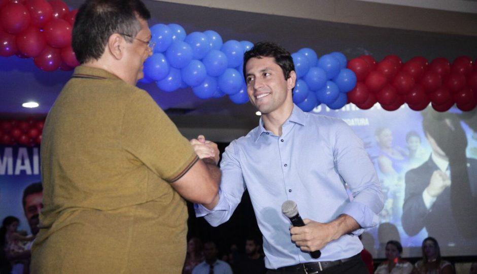 Procurador denuncia Dino e Duarte por propaganda eleitoral antecipada