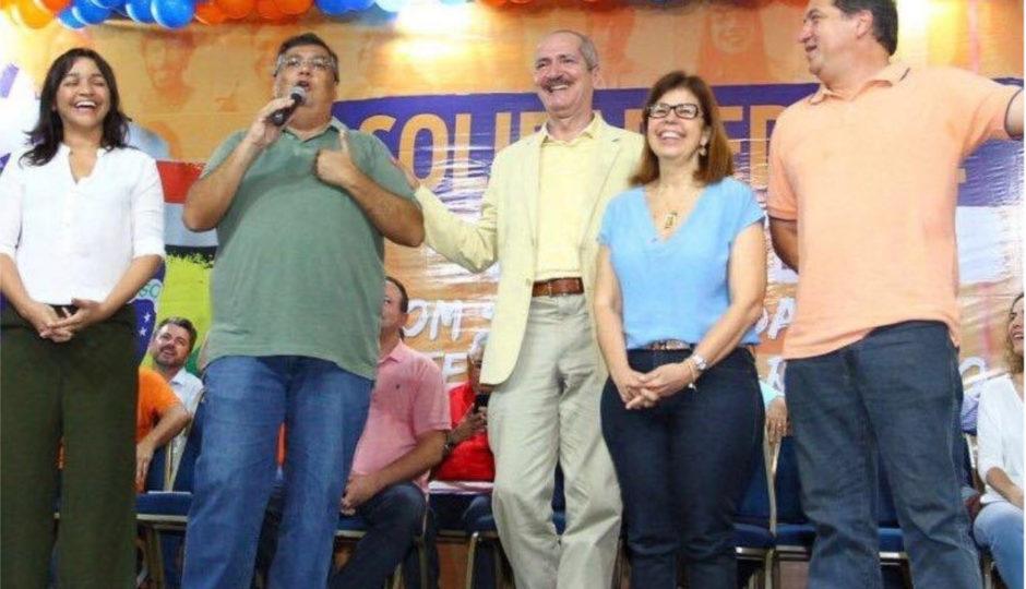 Juiz manda SD retirar do ar vídeo em que Flávio Dino pede votos