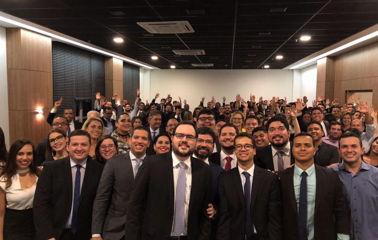 Carlos Brissac reúne advogados em lançamento de pré-candidatura à OAB/MA