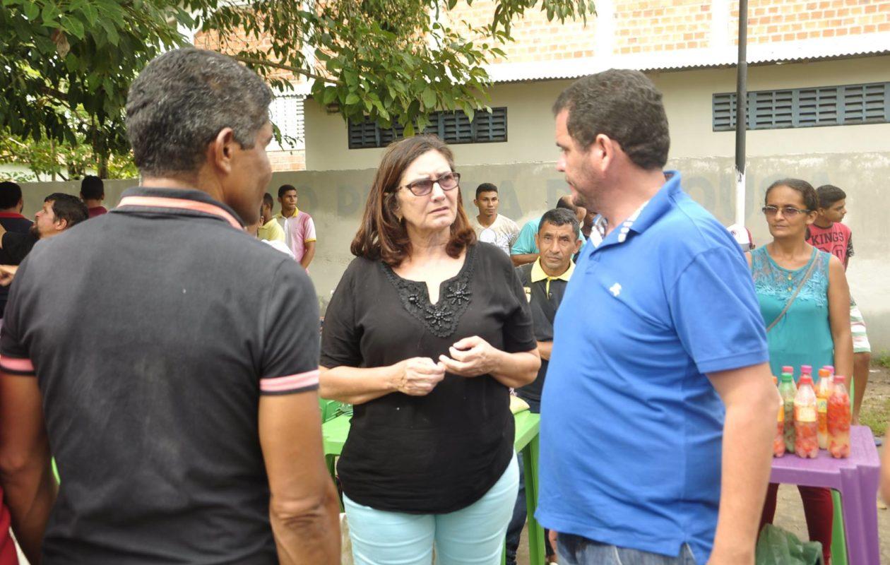 Denúncia de Coroba contra Iara Quaresma pode levar ex-prefeita para a prisão