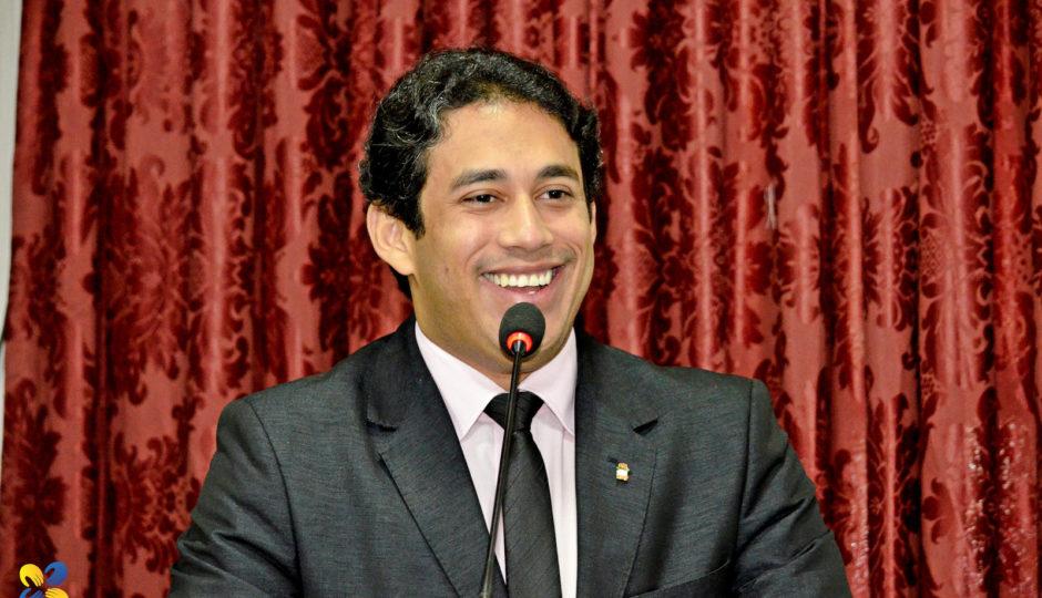 Osmar Filho é eleito presidente da Câmara Municipal de São Luís