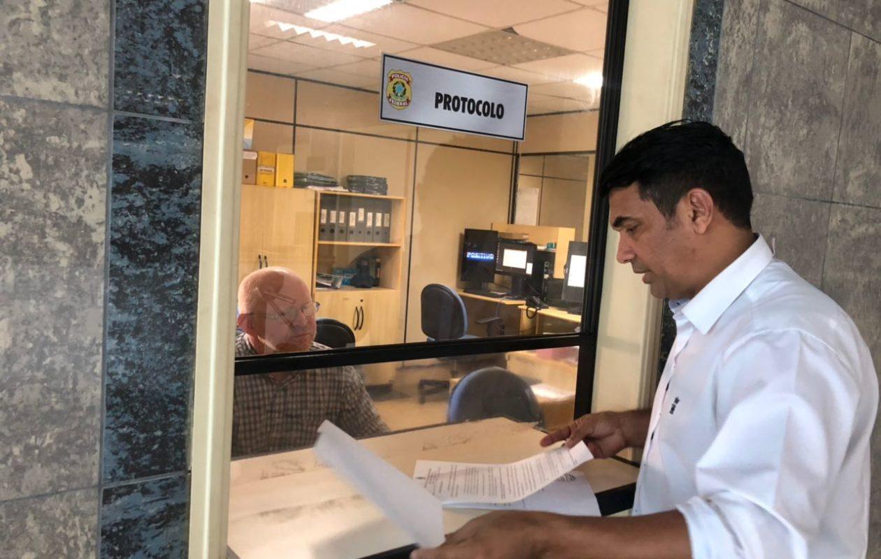 Wellington denuncia à PF, MPF e MP suposto superfaturamento na Beira Rio