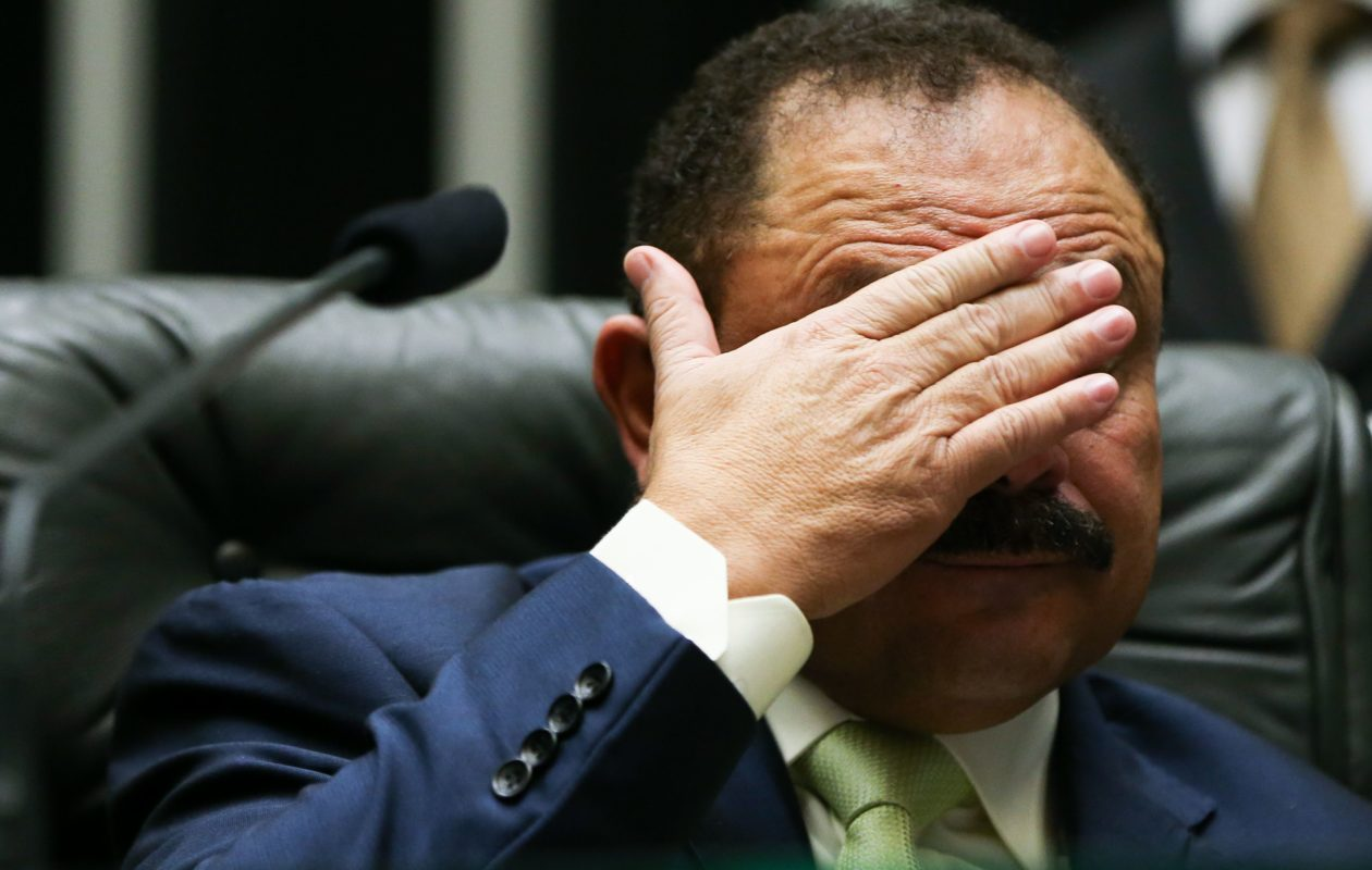 Waldir Maranhão perde propriedades após calote em campanha eleitoral