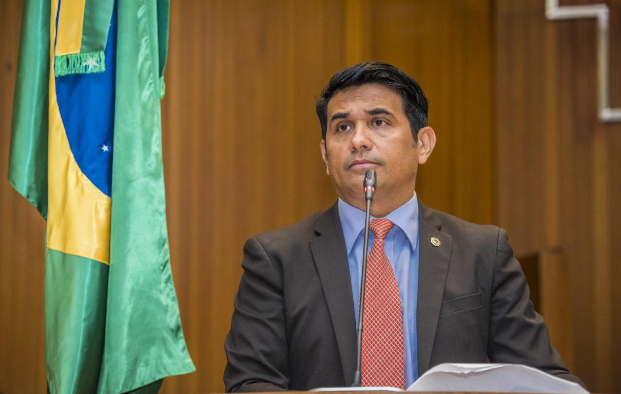 Wellington cobra Mesa da AL-MA sobre instalação da CPI da Cyrela