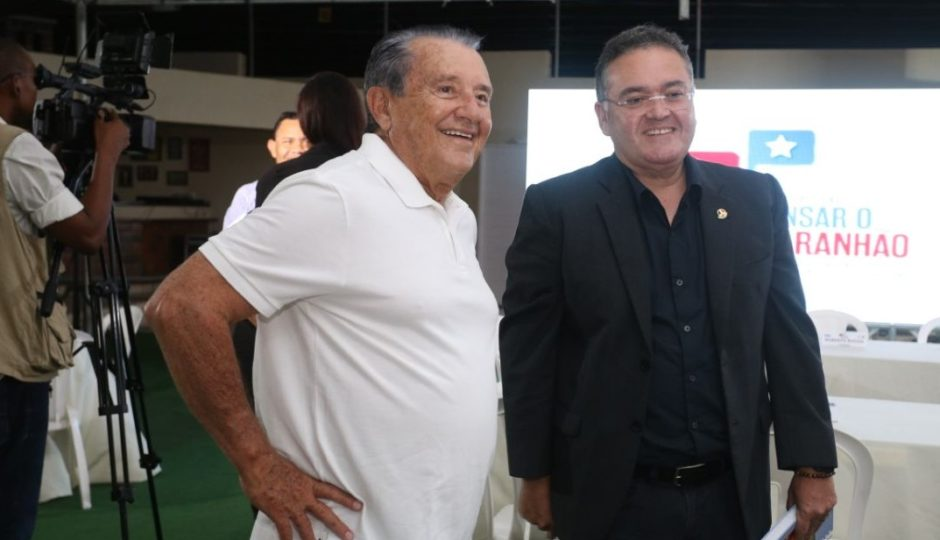 Rocha e Tavares afinam relação e debatem desenvolvimento econômico do MA