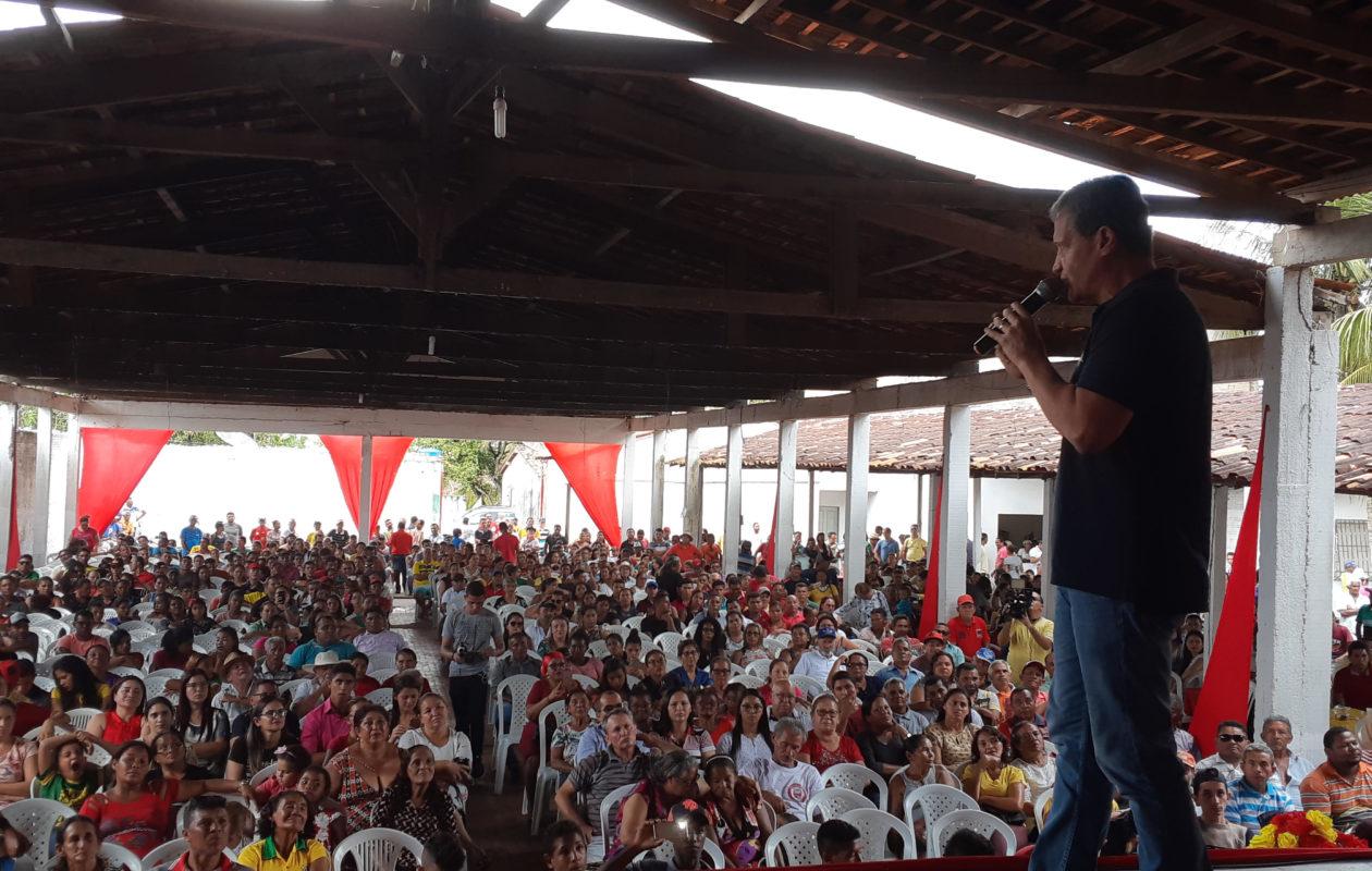 Aluísio Mendes avança em municípios controlados por Maranhãozinho