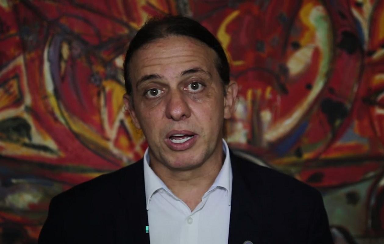 Em vídeo, Gentil confessa apoio eleitoral a Dino em troca de benefícios da máquina