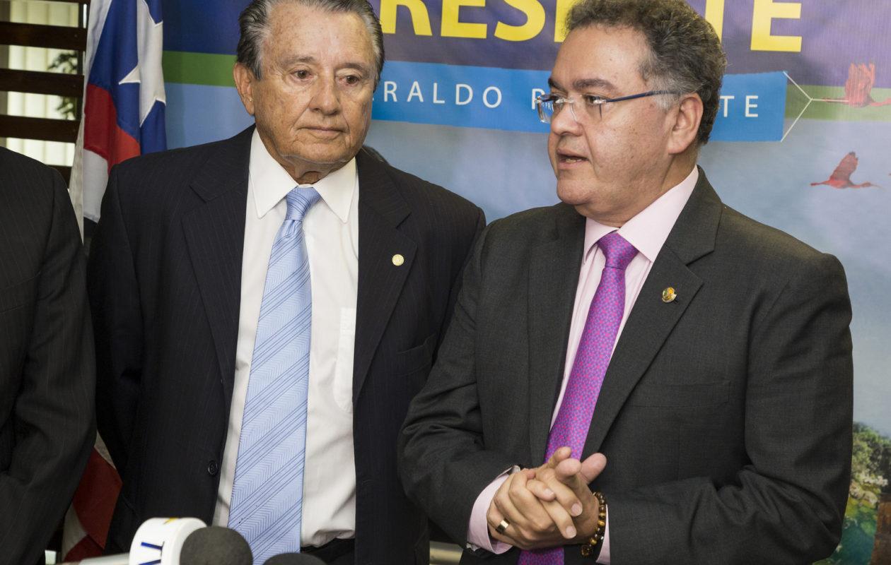 Roberto Rocha rifa Zé Reinaldo e entrega vaga ao Senado para Waldir