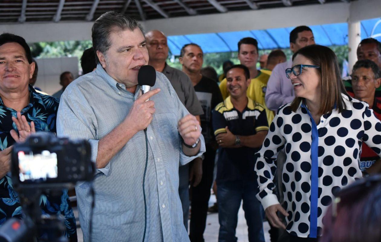 Roseana retoma caravana ao lado de Sarney Filho