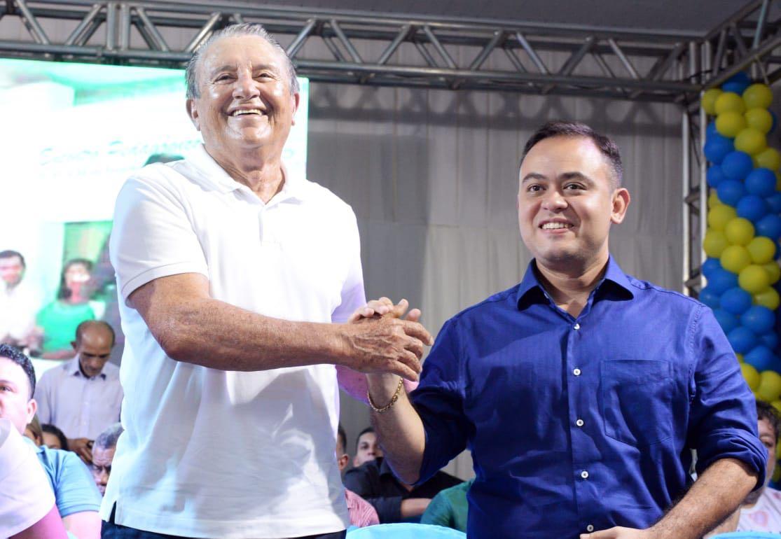 Zé Reinaldo confirma apoios e oficializa Catulé Júnior na 1ª suplência ao Senado
