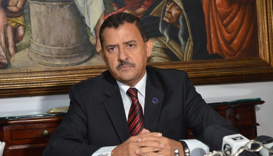 Ao CNJ, Joaquim Figueiredo diz que regra é para criar mandato tampão