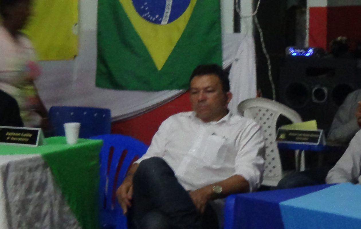 Mazinho, de Cândido Mendes, é preso em operação do Gaeco