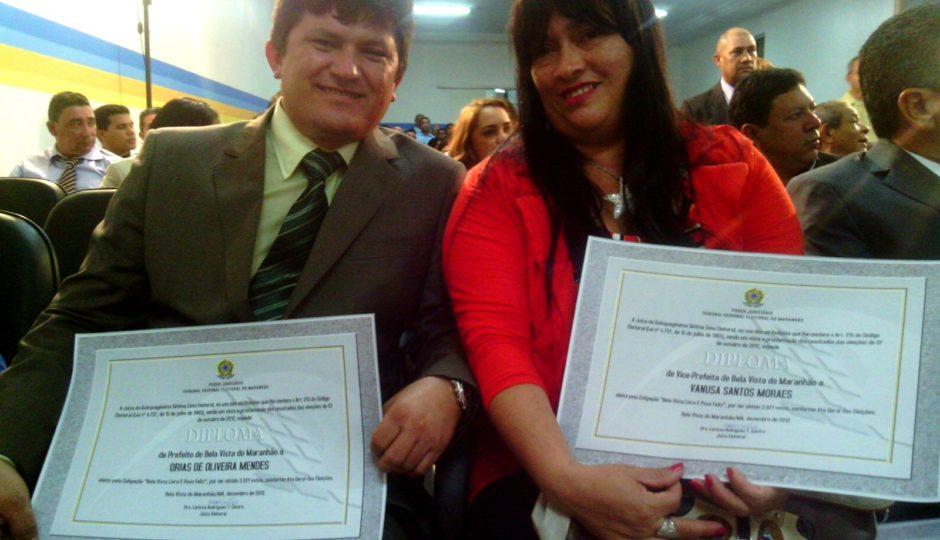 TRE/MA mantém cassação do ex-prefeito e ex-vice de Bela Vista
