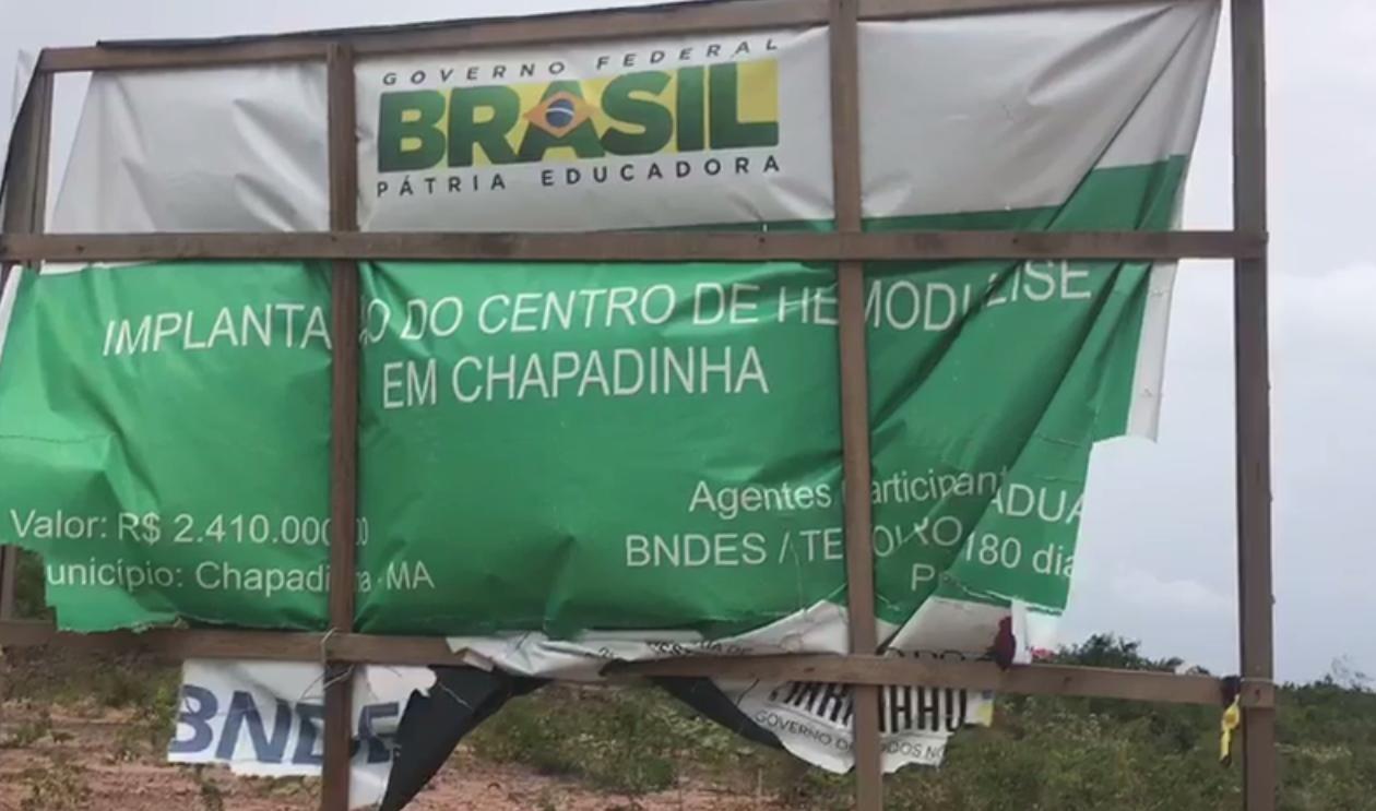 Juiz manda sequestrar R$ 1 milhão do Estado para construção de Centro de Hemodiálise