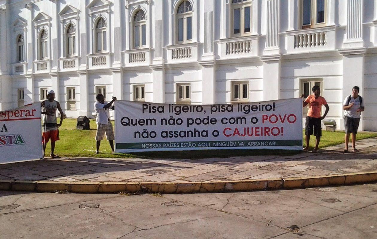 Promotoria denuncia administrador da WPR por crime contra moradores do Cajueiro