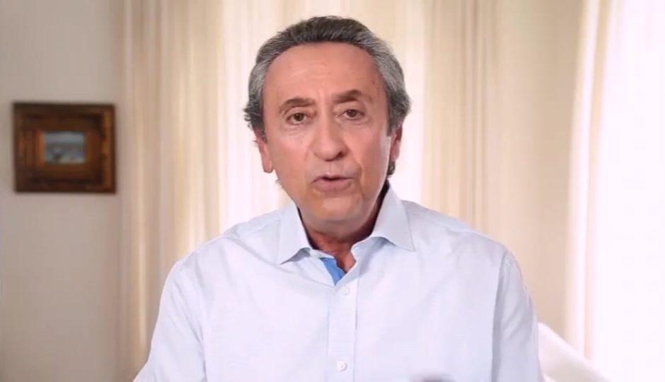 """Murad desiste de pré-candidatura aos Leões: """"para apoiar Roseana"""""""