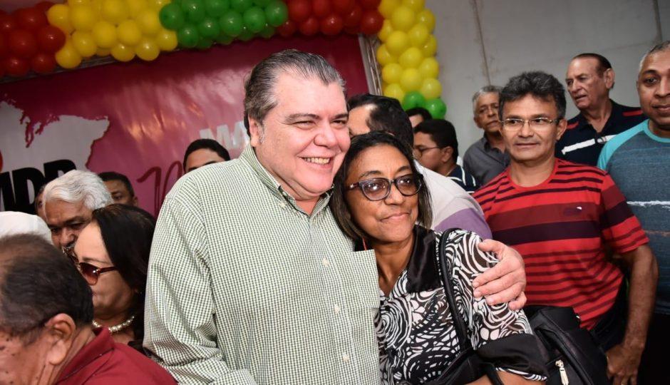 PV lança Sarney Filho ao Senado em convenção neste domingo