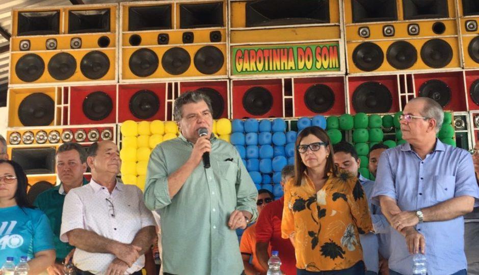 Sarney Filho defende a volta do trabalho e do progresso no MA