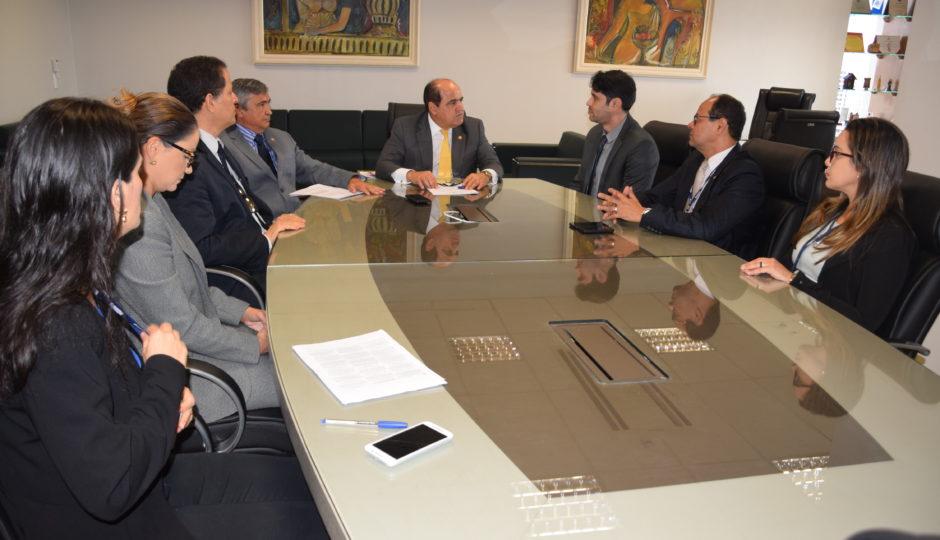 Convênio entre MP e ATC vai auxiliar no combate à corrupção no Maranhão