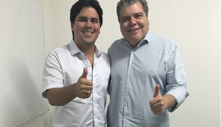 PP de André Fufuca fecha apoio a Sarney Filho para o Senado