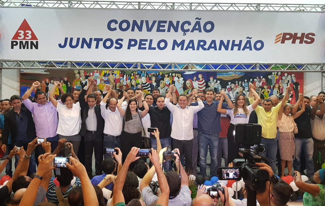 Com apoio do Podemos, Rede, DC, PMN e PHS, Roberto Rocha alicerça nome aos Leões